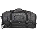 Reisetrolley 85L black jacquard