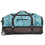 Reisetrolley 85L blue Paisley
