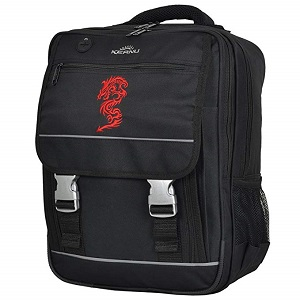 schulranzen 25L red dragon