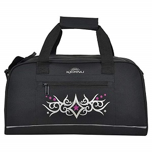 Sporttasche 14L black tatoo pink