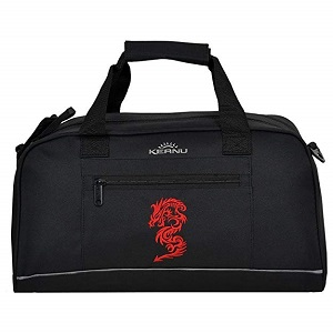 Sporttasche 14L red dragon